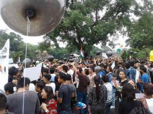 Gorkha People Conducting Rally Chennai Seeking Separate Gorkhaland