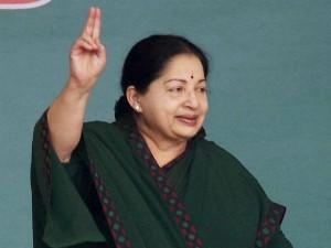 Jayalalithaa Thump Impression Case High Court Issues Notice