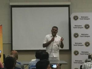 Karthikeya Sivasenapathy Warns About Learning History Social Media