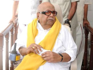 Tn Assembly Exempts Karunanidhi From Participating Assembly Proceedings