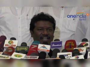 Admk Mla Karunans Condemns Edappadi Govt
