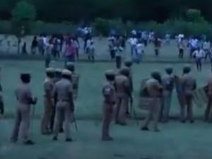 Police Only Started Violation Kathiramangalam Village Professor Jayaraman
