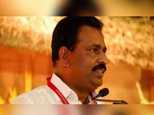 Kerala Congress Mla Vincent Arrested Sexual Harassment