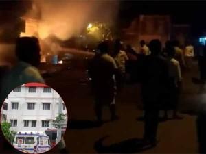 Toll Increases 12 Kodungaiyur Fire