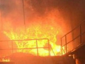 Kodungaiyur Fire Accident 48 Persons Heavly Injured Due Taking Selfie