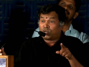 Actor Mayilsamy Attacks On H Raja Talk About Kamalhassan