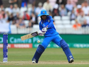 Mithali Raj Misses The New Record Women S World Cup