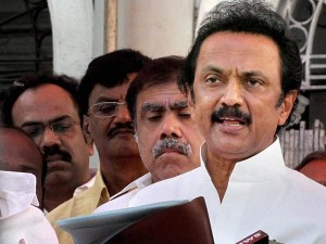 Mk Stalin Condemns Tn Ministers