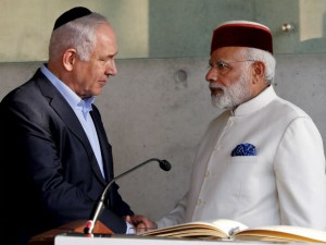 India Israel Signed 7 Mous On Pm Modi S Visit Israel
