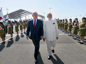 Modi Set Become First Indian Pm Visit Israel