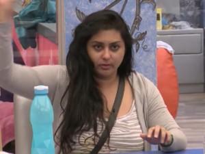 Namitha Spills Poison Her Words