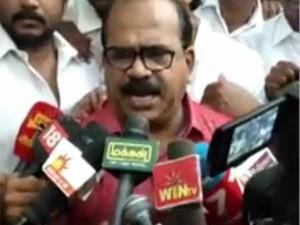 Nanjil Sampath Urges Kamal Should Not Be Scolded Threatened