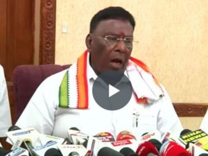 Cm Narayanasamy Says About Neet Issue Which Affects The Students