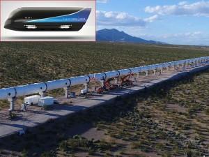 New York Washington 29 Minutes Hyperloop