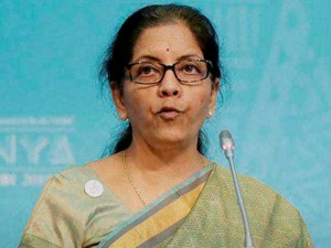 I Don T Know Where Is Tn Neet Bill Says Nirmala Seetharaman