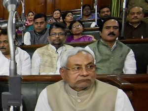Nitish Kumar Faces Trust Vote Today Bihar Assembly