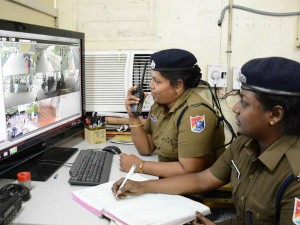 Nungambakkam Railway Station Installed Cctv After Year