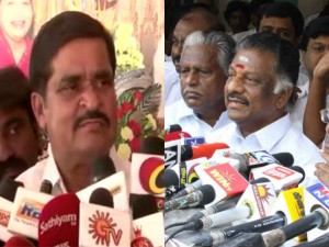 Arukutty Mla Come Go Says Ops