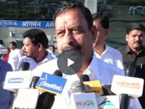 We Are Ready Contest Without Two Leaves Symbol Says Os Manian