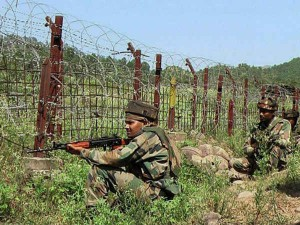 Pak Army Gun Fire Poonch 2nd Day Tension Prevails