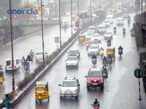 Rain Lashes Chennai T Nagar Other Areas