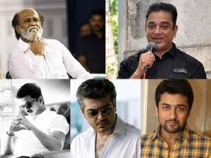 Why Tn Gvt Doesn T Give Awards The Leading Stars Like Rajini Ajith Vijay