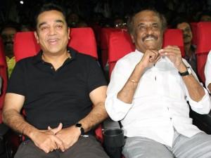 Dmk Invites Rajini Kamal Murasoli Celebrations