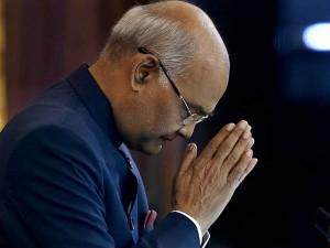 I Feel Privileged Walk On The Same Path As Abdul Kalam Says President Ramnath Kovind