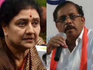 Karnataka Congress Chief Parameshwar Is The Reason Providing