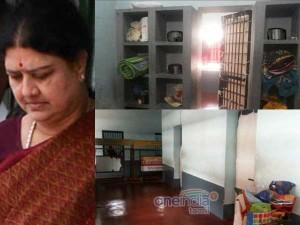 Sasikala Live Luxurious Life Prison Says Roopa