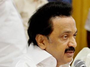 Stalin Says That Ministers Threatening Kamalhassan