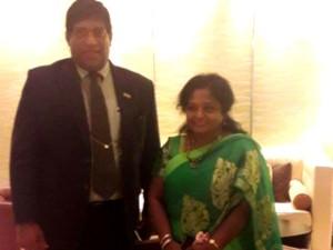 Tamilnadu Bjp Leader Tamilisai Meets Srilankan External Affairs Minister