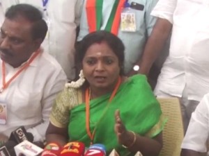 Tamilisai Justified Keeping Bhagvat Gita Abdul Kalam S Memorial