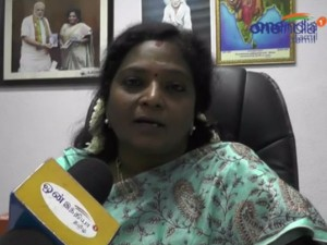 Tamilisai Visit Mullivaikkal