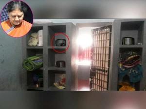 Who Cook Sasikala Bengaluru Jail