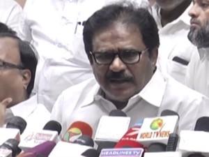 Tn Congress Urges State Place Shivaji Statue At Marina Itself