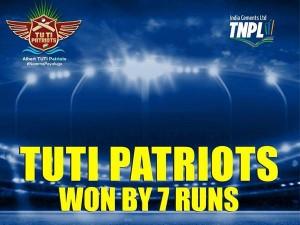 Tuticorin Scores 184 Runs Against Dindigal Team