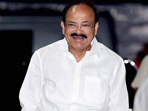 Venkaiah Naidu Relieves From Bjp