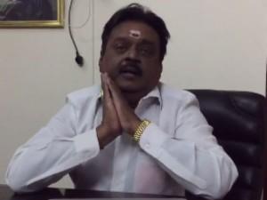 Vijayakanth Demands Renaming Madurai Rameshwaram Road As Abdul Kamal Road
