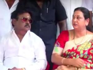 Vijayakanth Today Participate Neduvasal Protest