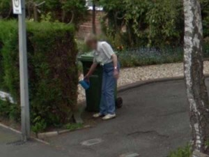 Woman Spots Her Mother Google Earth After Her Death