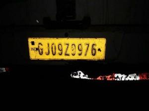 Amarnath Yatra Attack Bus Bore Gujarat Number Plate