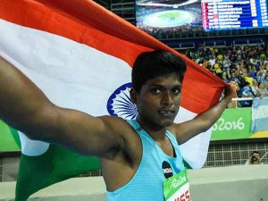 Mariyappan Thangavelu The Golden Boy Tamil Nadu