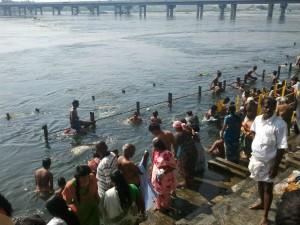 Aadi Perukku Celebration Fails Hold Water