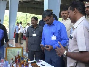 Man Was Arrested Possessing Pistol Tirupati