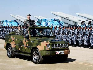 China President Xi Jinping Confident That The Troops