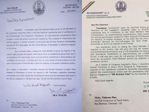 Congress Letter Governor Goes On Viral