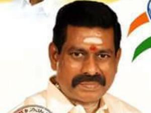 Nr Congress Man Dayalan Commits Suicide Hanging Himself