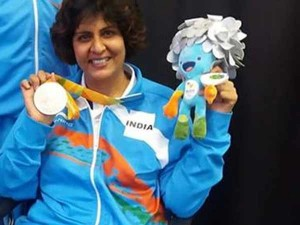 Deepa Malik Proved That Her Physique Only Disabled