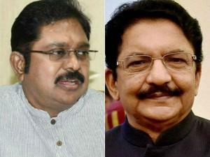 Dinakaran Seeks Appointment Meet Governor